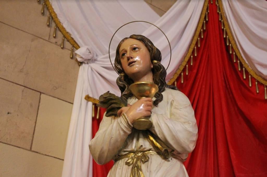 Lenna, la festa di Santa Lucia