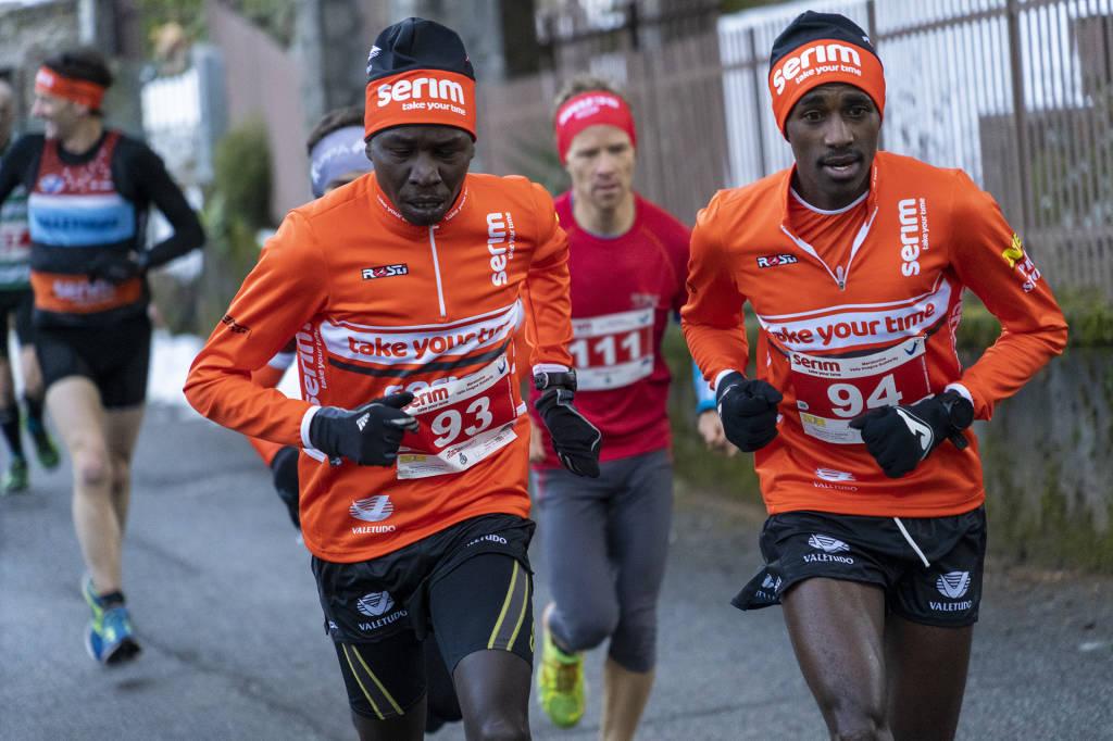 Maratonina della Valle Imagna