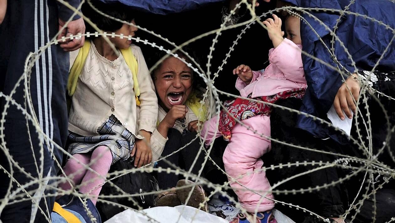 Profughi bambini