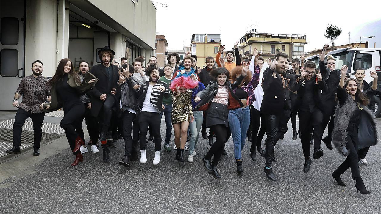 Federico Angelucci a Sanremo Giovani: concorrente esclusa per plagio