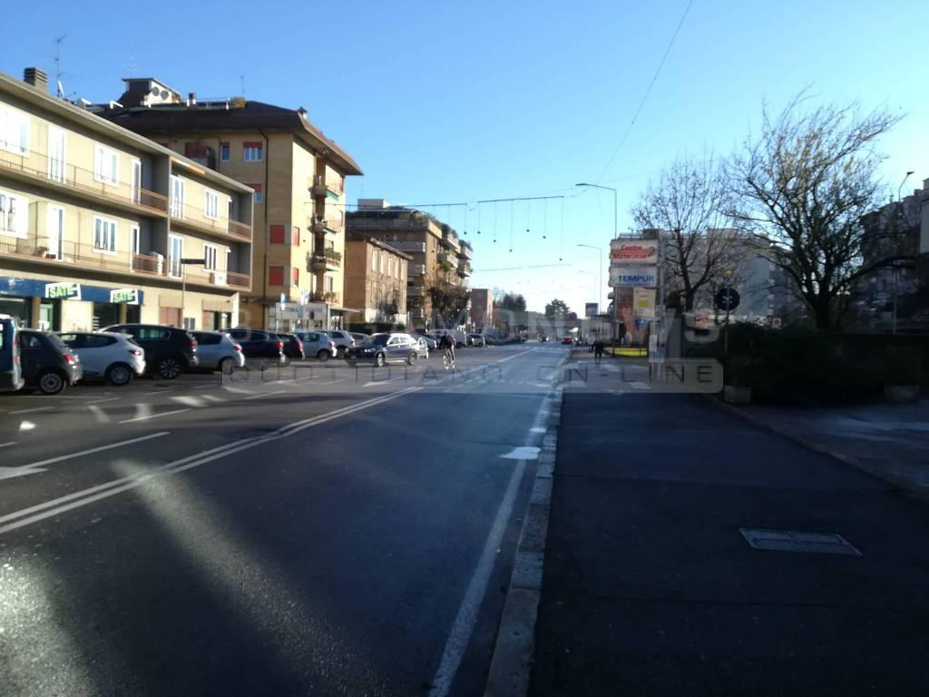 Via Borgo Palazzo