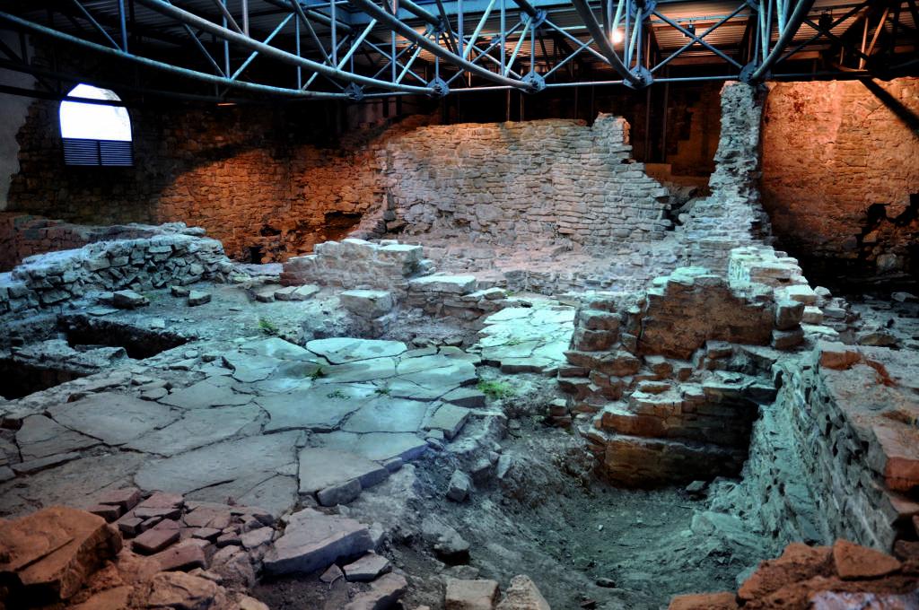 Bergomum, mostra sugli scavi della Bergamo romana
