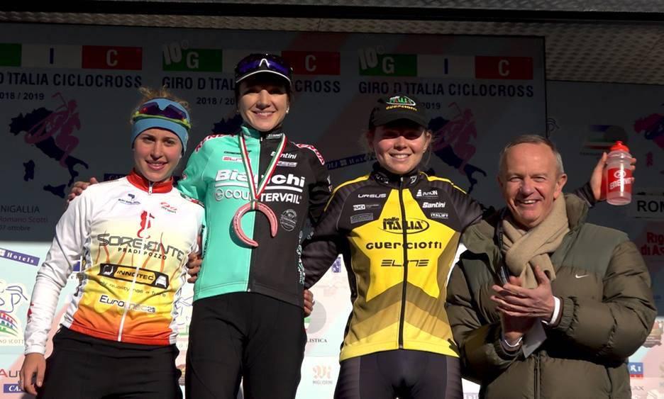 Chiara Teocchi - Giro d'Italia Ciclocross 2019