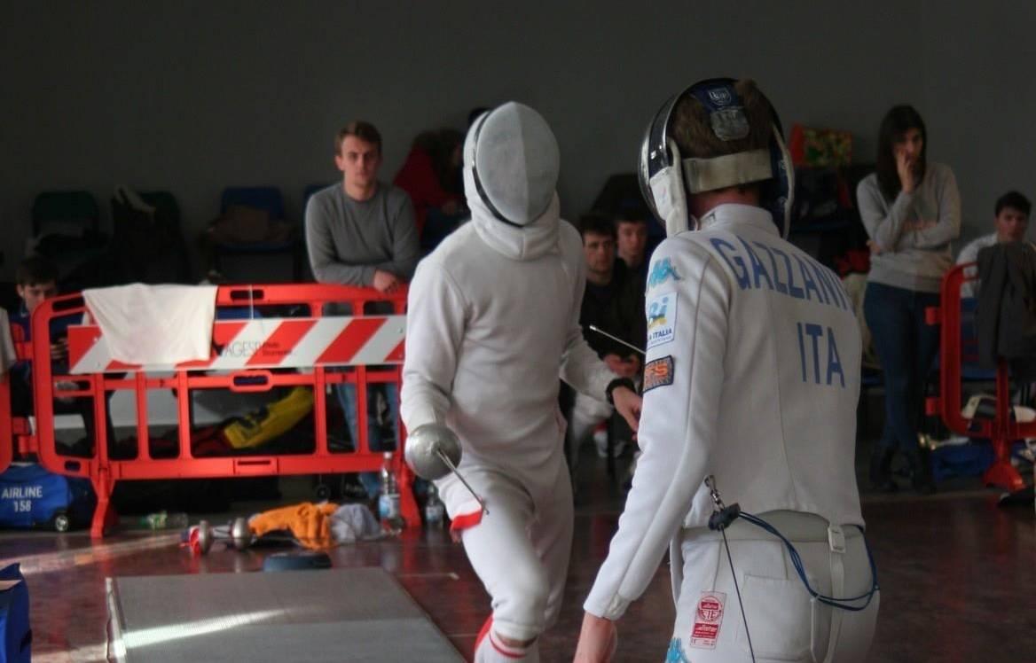 Circuito Europeo U23 di spada, bene Gazzaniga