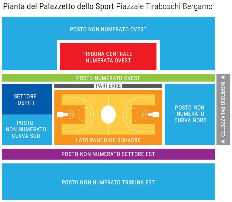 Derby tra Bergamo e Remer Treviglio: ecco le modalità d'acquisto dei tickets