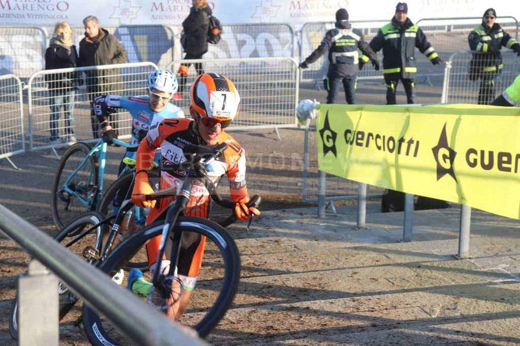 Filippo Agostinacchio - Campionati Italiani Ciclocross 2019
