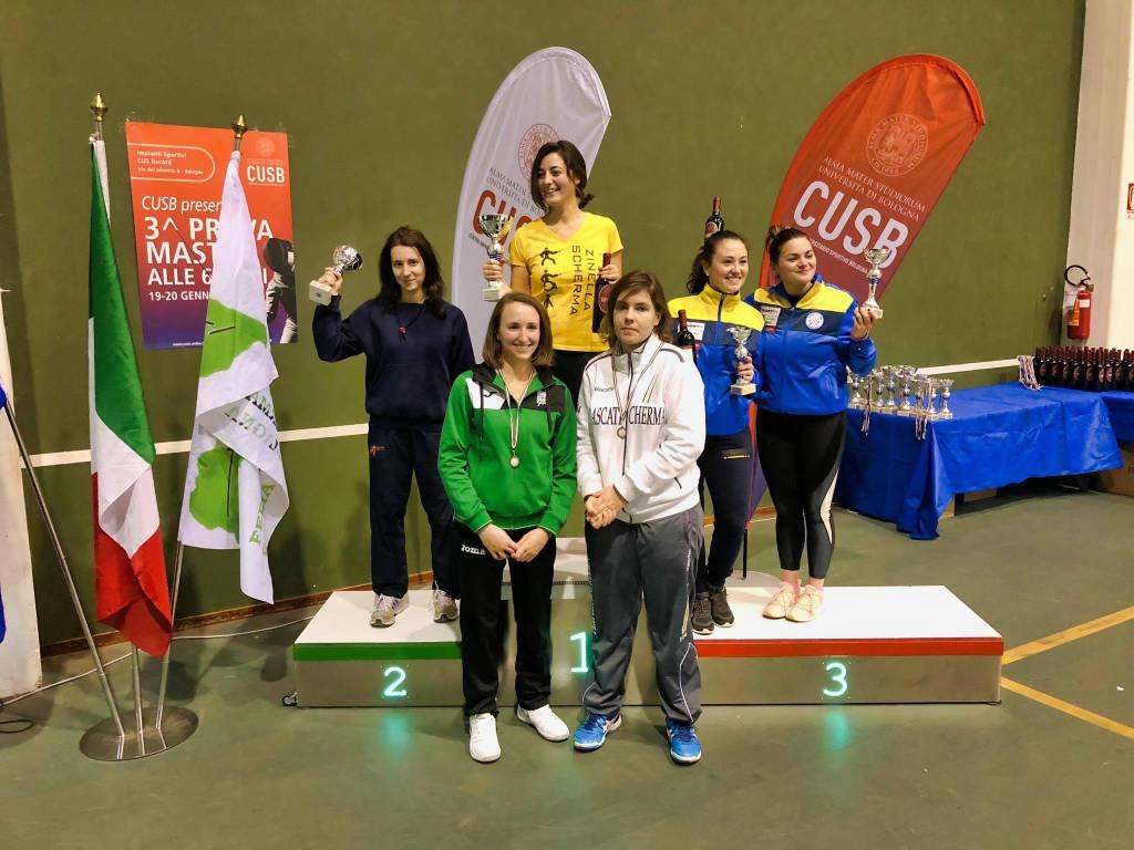 Ghitti e Quadri sul podio nei Master, Lodetti qualificato agli Italiani Cadetti