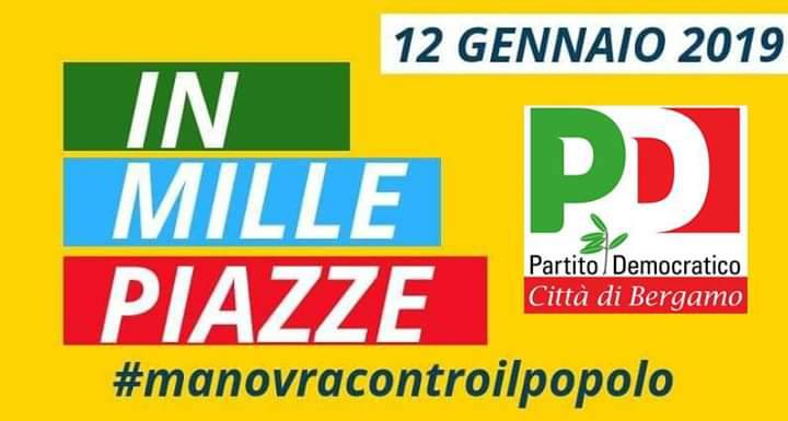 in mille piazze