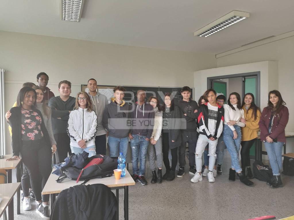 Istituto Galli classe alternanza scuola lavoro