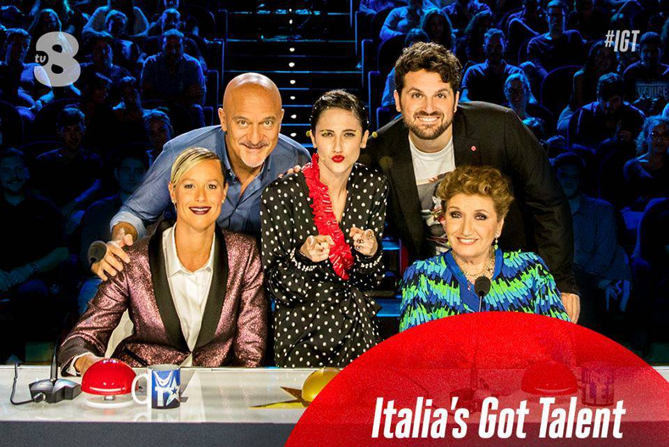 Italias Got Talent Vasca Da Bagno.Italia S Got Talent Vasca Da Bagno Oostwand
