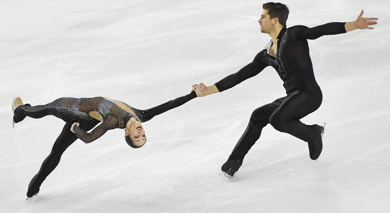 Nicole Della Monica - Matteo Guarise campionati europei 2019