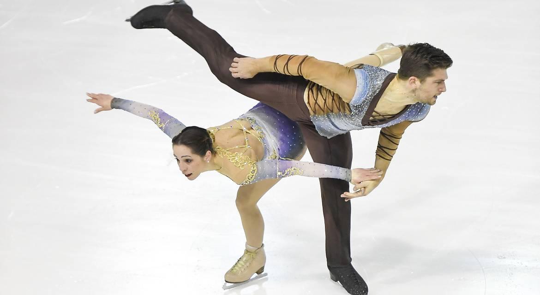 Nicole Della Monica - Matteo Guarise, Campionati Europei 2019