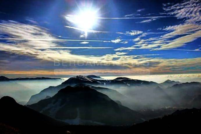 nuvole neve bivacco clusone