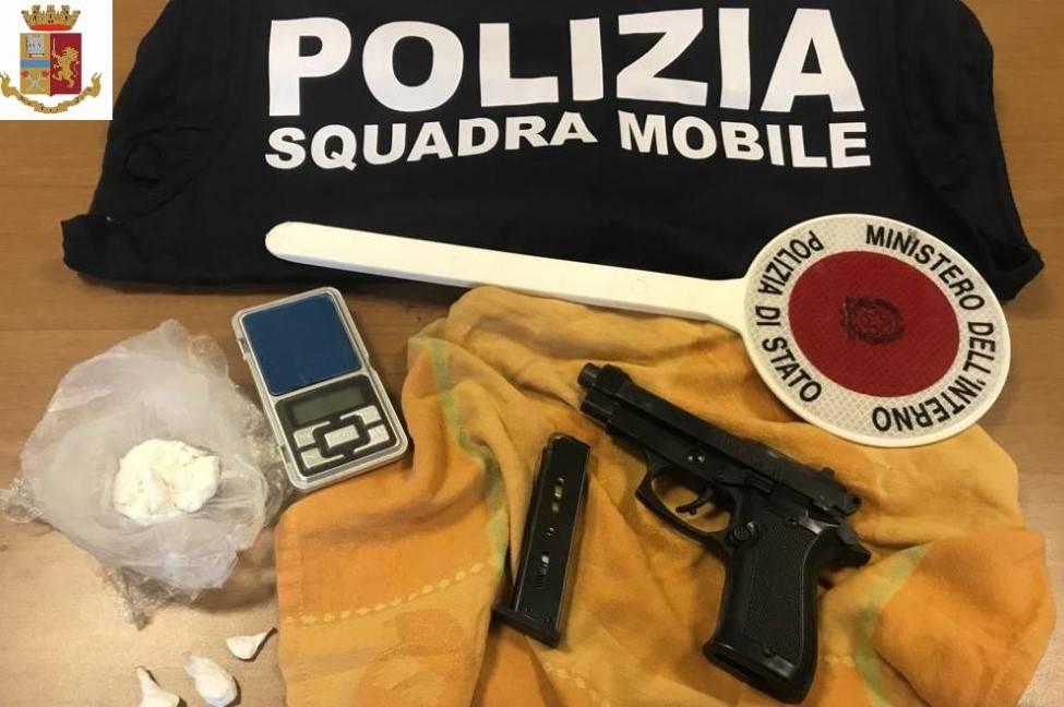 polizia droga armi