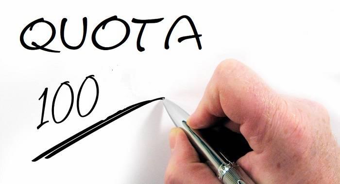 quota 100