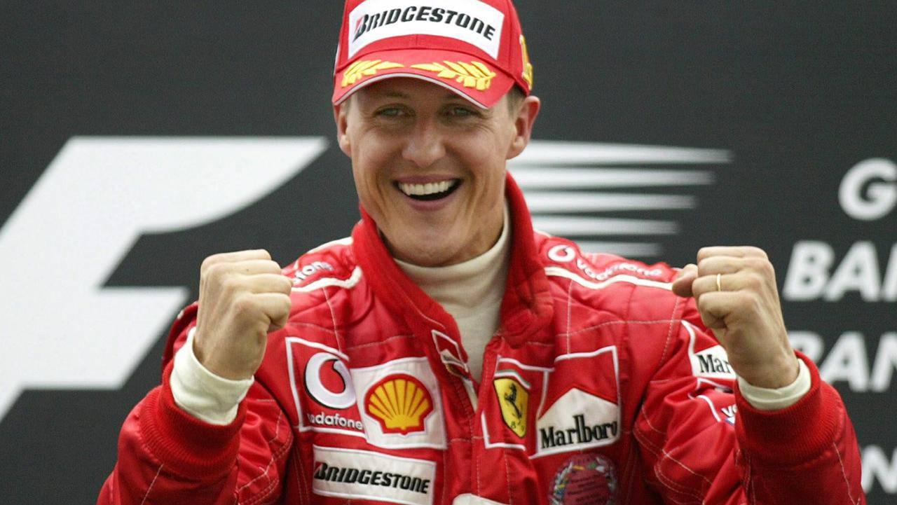 Schumacher, Montezemolo: