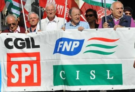 sindacati pensionati presidio