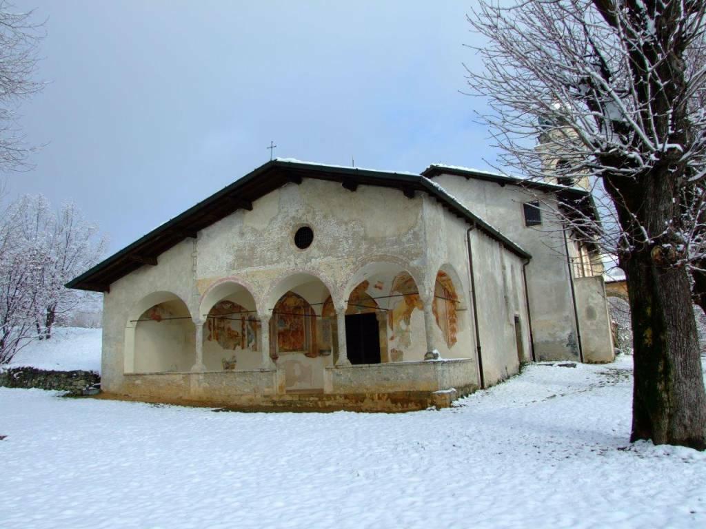 Ss. Trinità a Casnigo - Foto di Rota Nodari