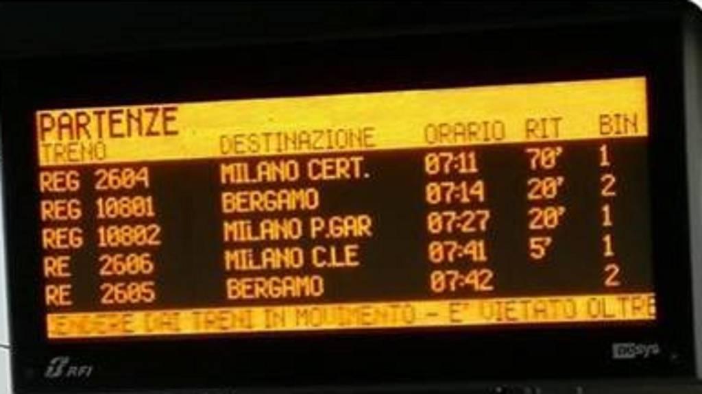 Treni Per Milano Unodissea Per I Pendolari Ritardi E