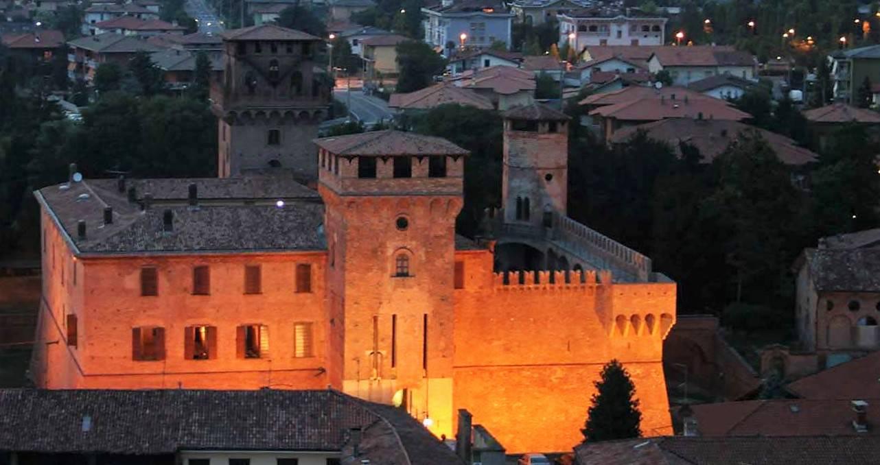 Urgnano castello Albani