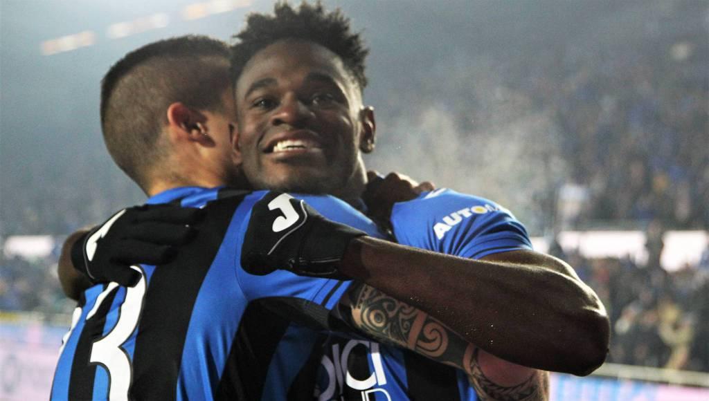 L'Atalanta si impone in rimonta, Roma superata 2-1