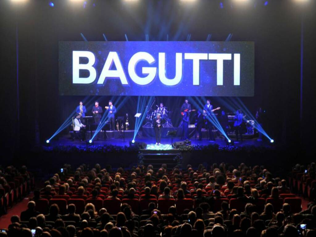 Accademia dello sport, sold out al Creberg per l'Orchestra Bagutti e Pucci