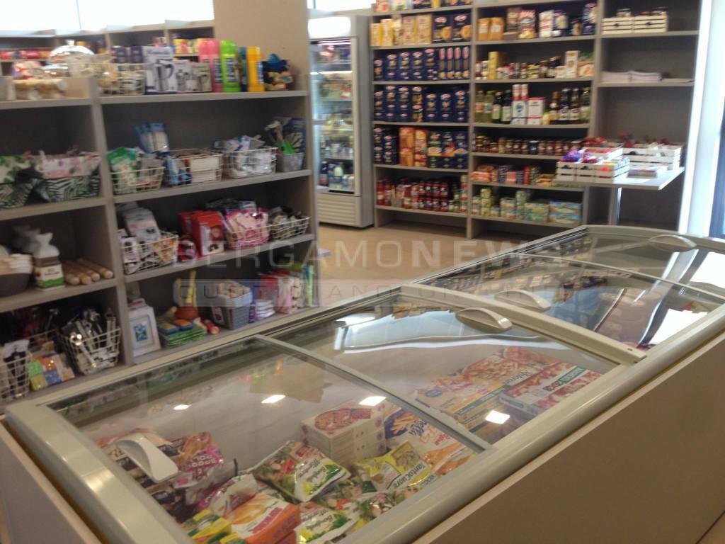 Alessandra Baggi rileva un negozio di alimentari
