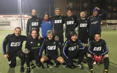 Calcio Uisp Over 40, campionato quanto mai aperto