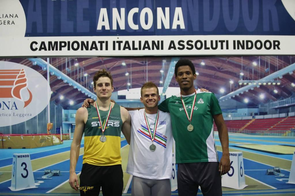 Campionati Italiani Atletica Leggera Indoor 2019