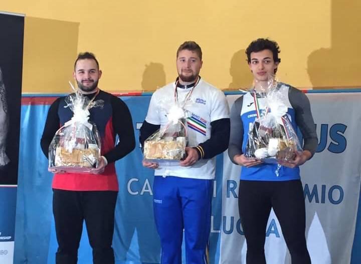 Campionati Italiani Invernali di lanci 2019 - Gregory Falconi