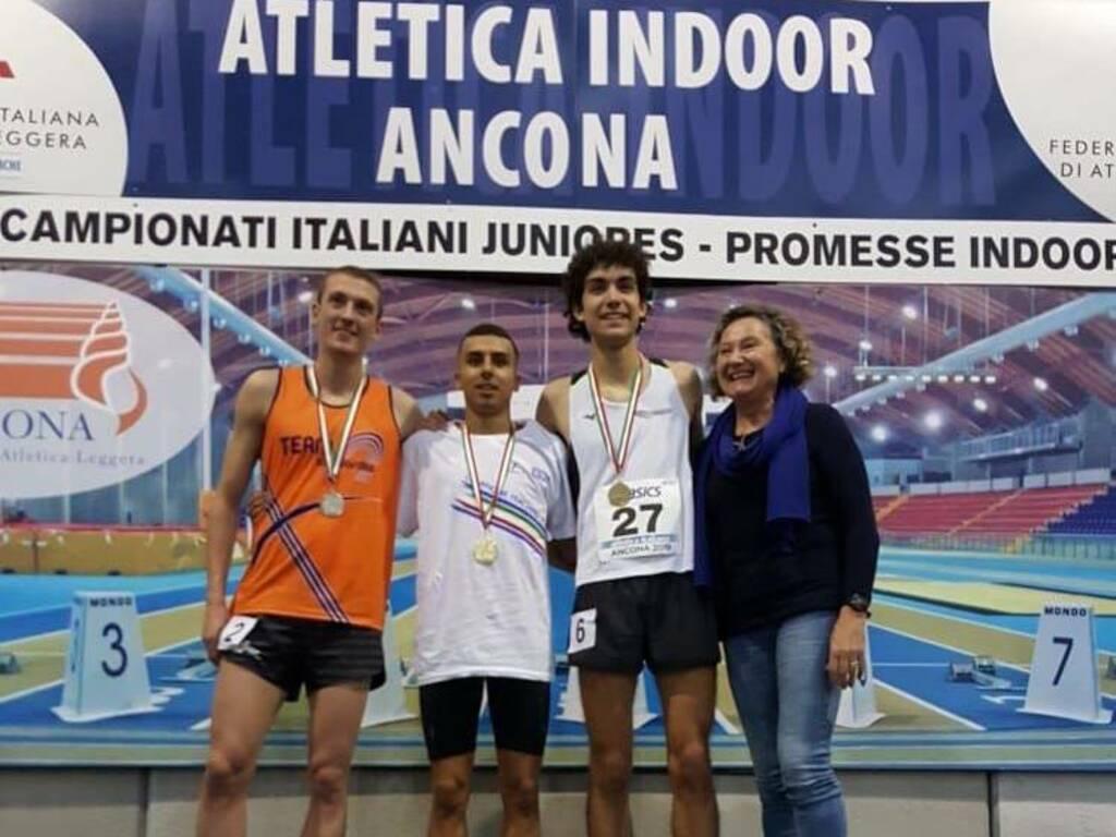 Campionati italiani promesse atletica leggera 2019 - Abdelkhaim Elliasmine