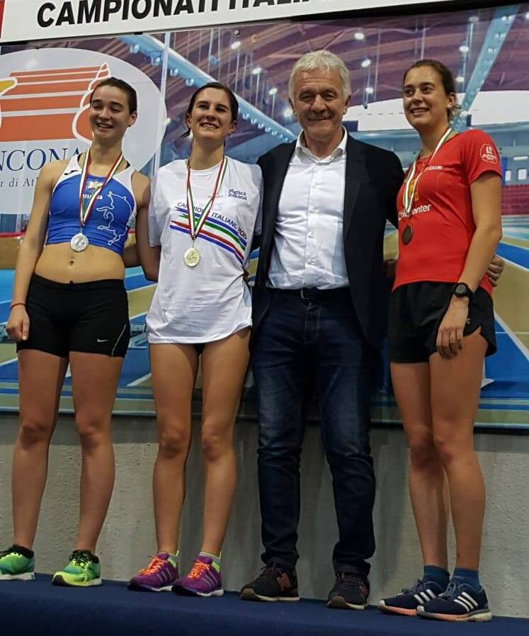 Campionati italiani promesse atletica leggera 2019 - Lidia Barcella