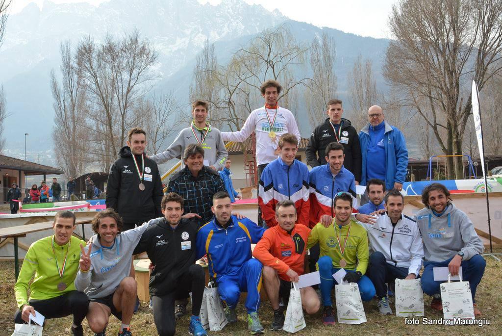 Campionati regionali corsa campestre 2019