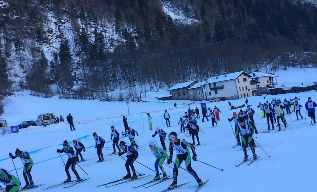 campionati sci scuola