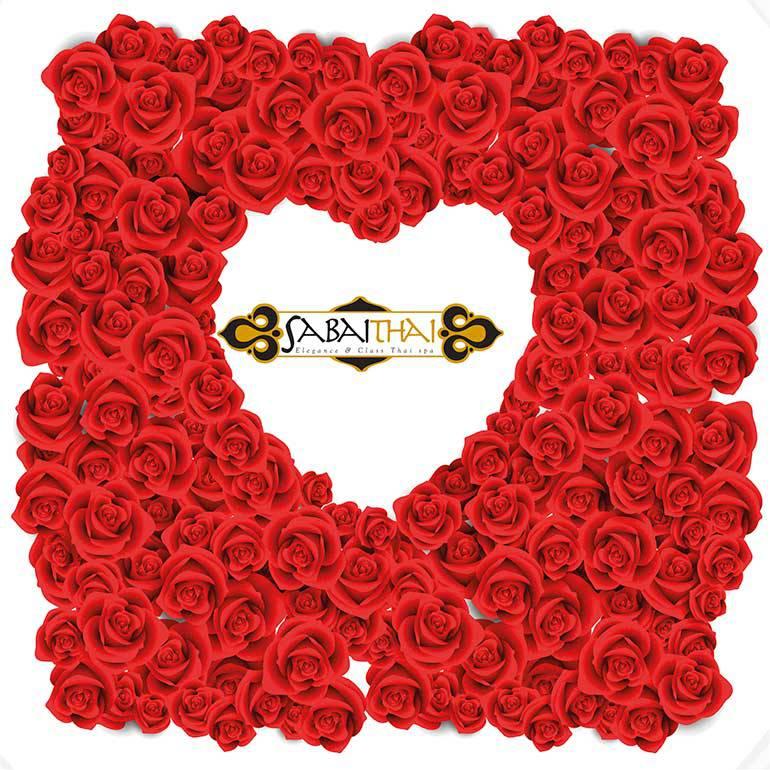 """Da """"Sabai Thai"""" pacchetti speciali per le coppie a San Valentino"""