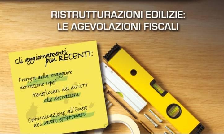Bonus mobili, risparmio energetico, ristrutturazioni: le ...