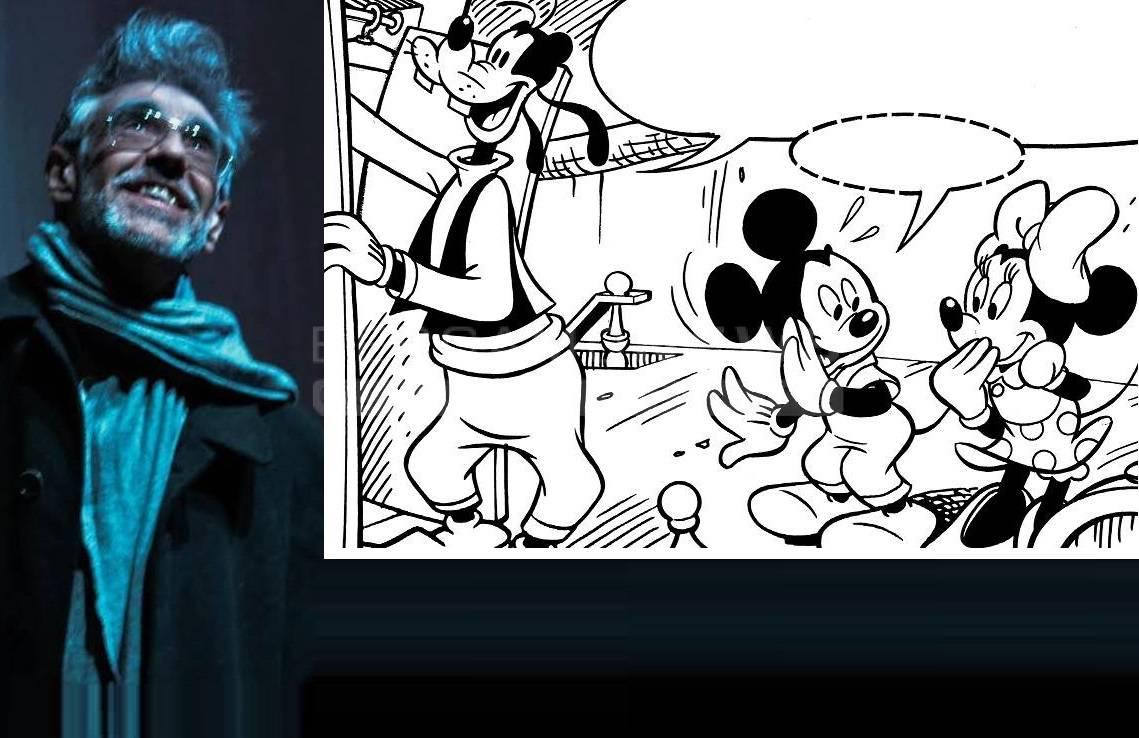 Disegnatore Walt Disney