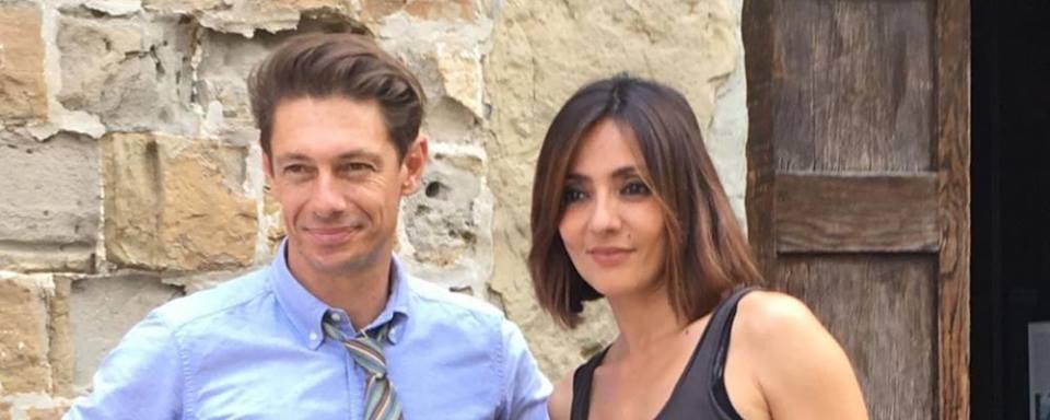 Giorgio Pasotti e Ambra Angiolini