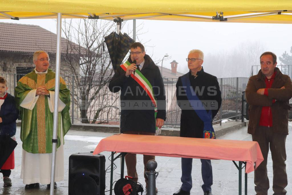 Inaugurazione centro storico Gerosa