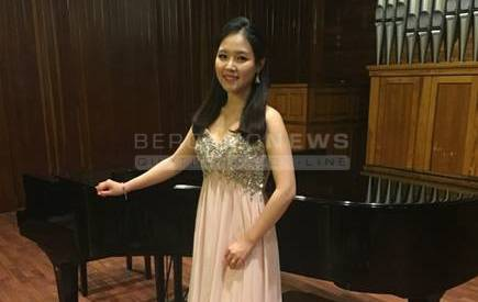 La soprano Dajeong Park ne