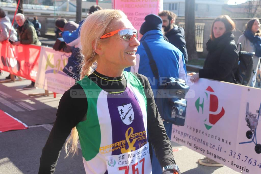 Maratonina di Treviglio 2019
