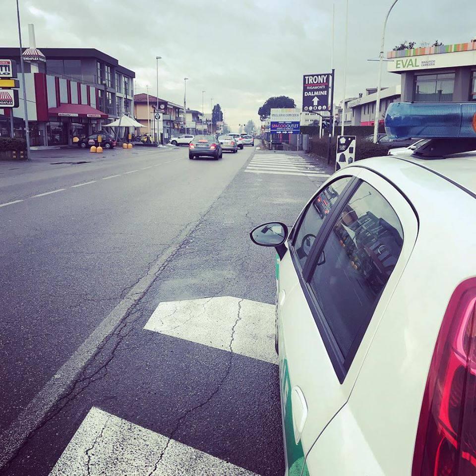 polizia locale lallio