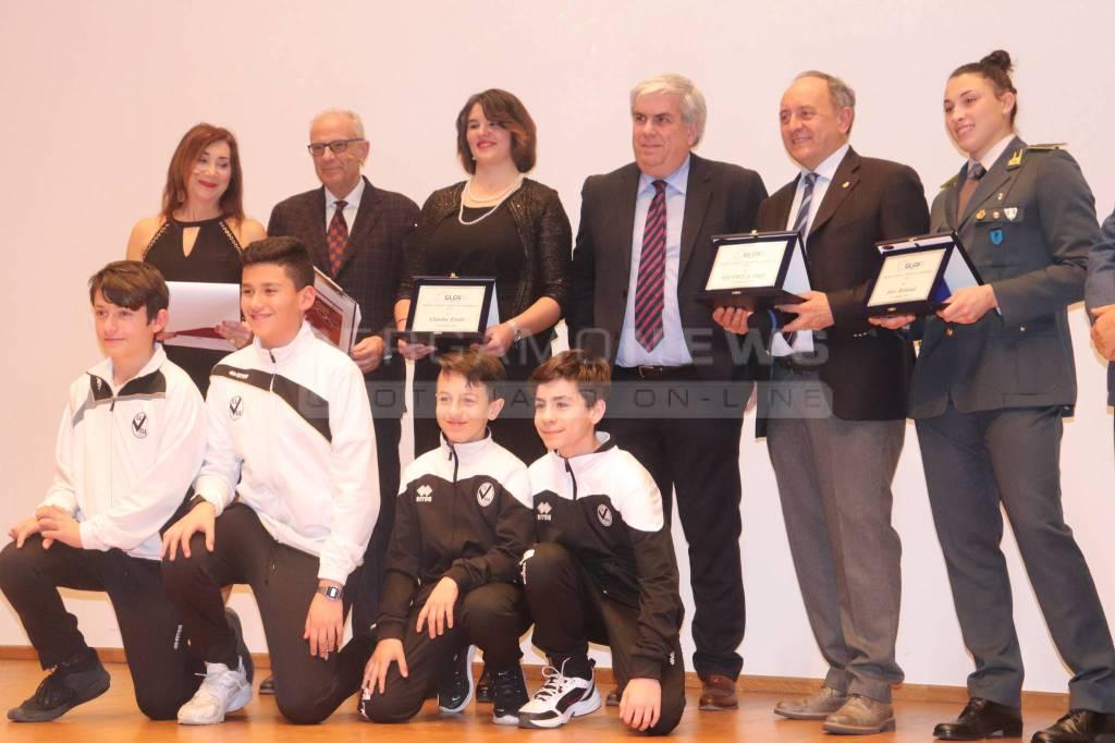 Premi Gruppo Giornalisti Sportivi Lombardi 2019