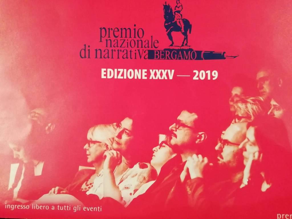 Premio nazionale di Narrativa Bergamo 2019