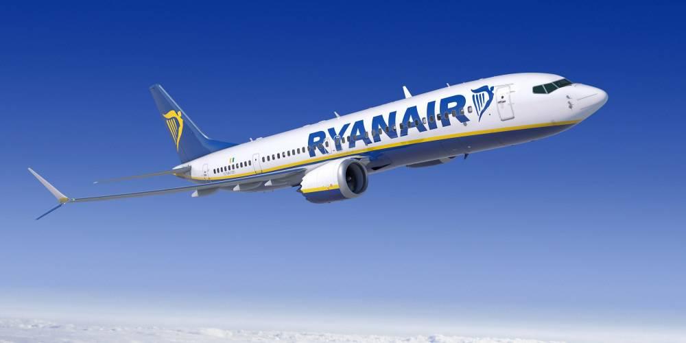 ryanair boeing 737 meno rumorosi