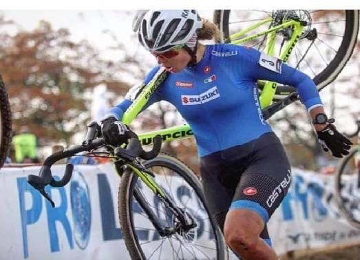Silvia Persico - Campionati del Mondo ciclocross 2019