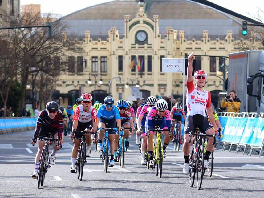 Silvia Persico - Vuelta a La Comunitat Valenciana Feminas 2019