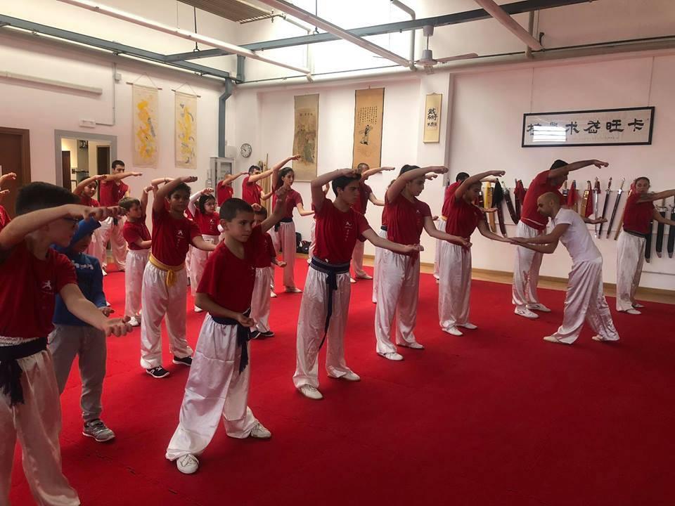 Wushu Kung Fu e Tai Ji Quan: una pratica salutare, adatta ad ogni età