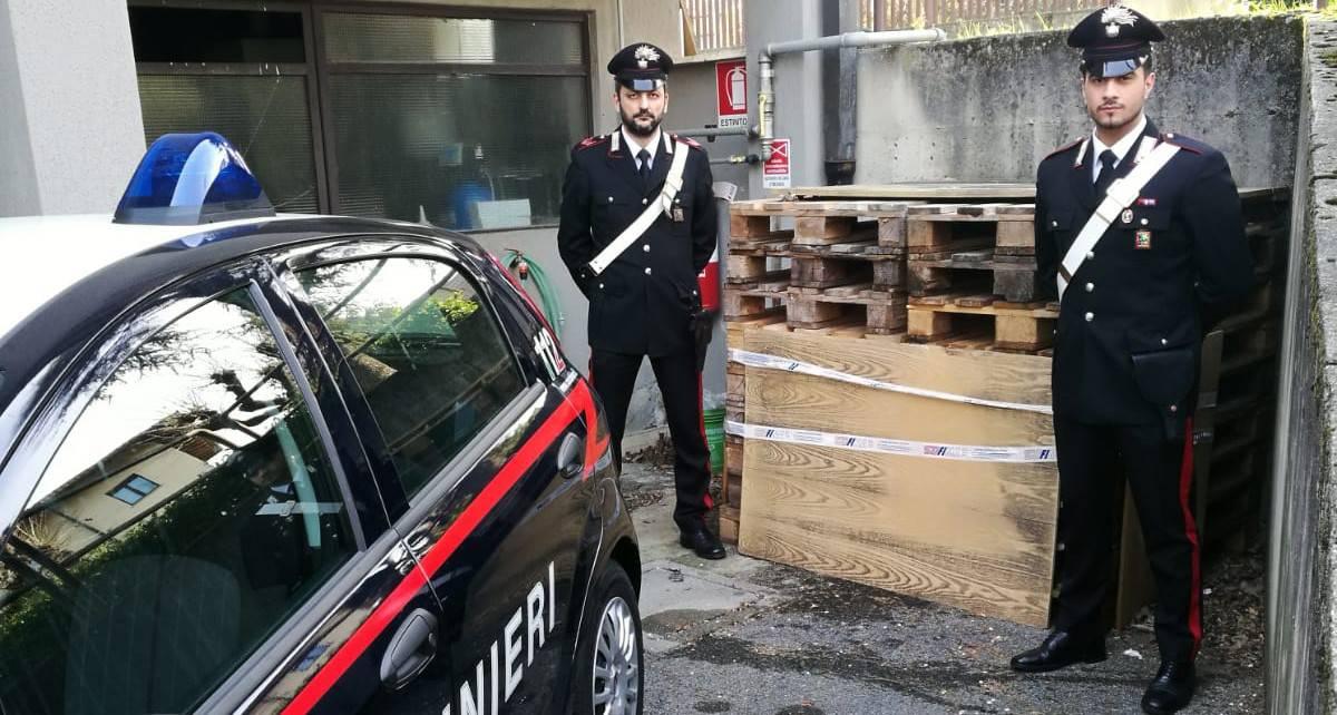 Carabinieri ditta
