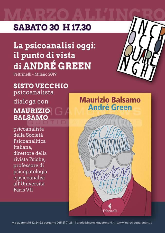 La psicoanalisi oggi: il punto di vista di André Green